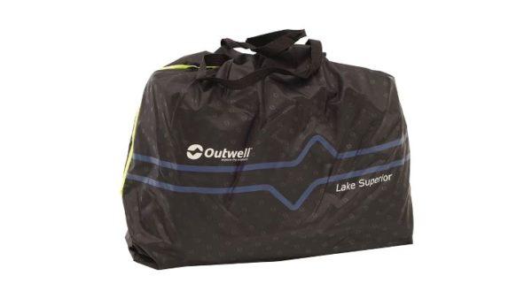 LAKE SUPERIOR INFLATABLE SOFA carry bag