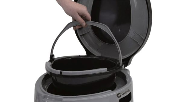 Outwell 7 Litre Portable Toilet bucket