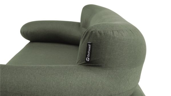 Outwell Aberdeen Lake Inflatable Sofa side view