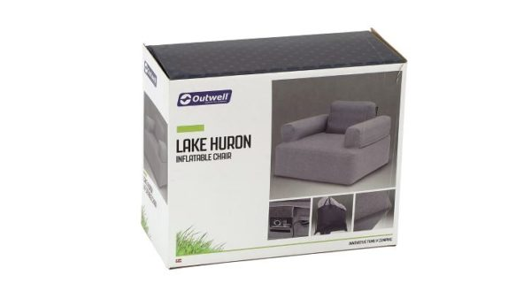 Outwell LAKE HURON INFLATABLE CHAIR box