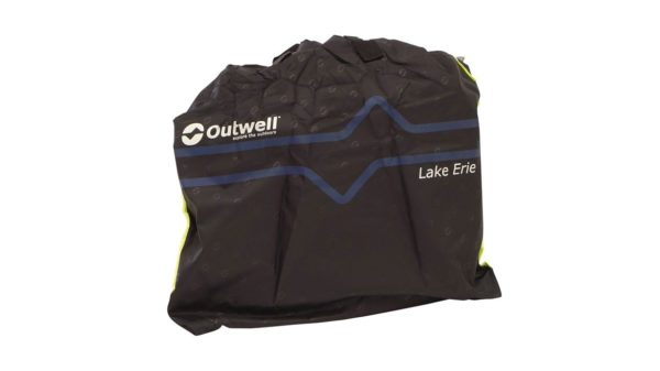 Outwell Lake Erie Inflatable Ottoman box