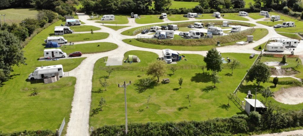 Carnon Wollas Touring Park