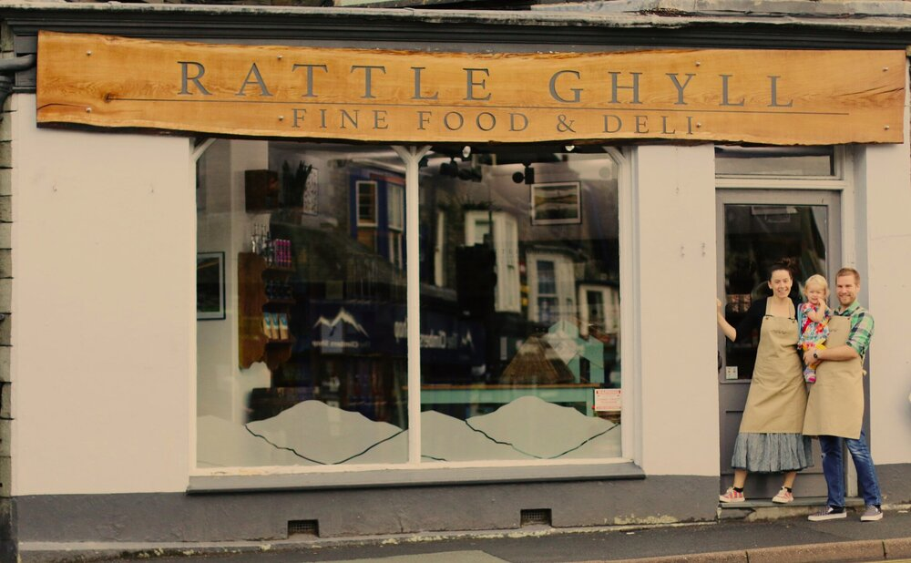 The Rattle Ghyll