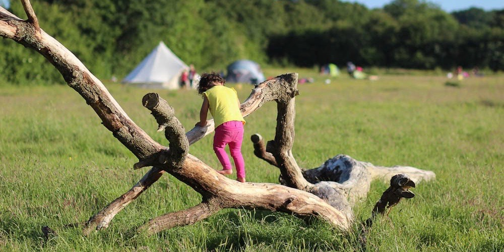 The Sunnyfield, Kent campfield