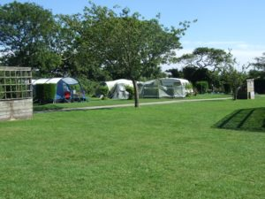 Tregarton Park, Mevagissey camp site