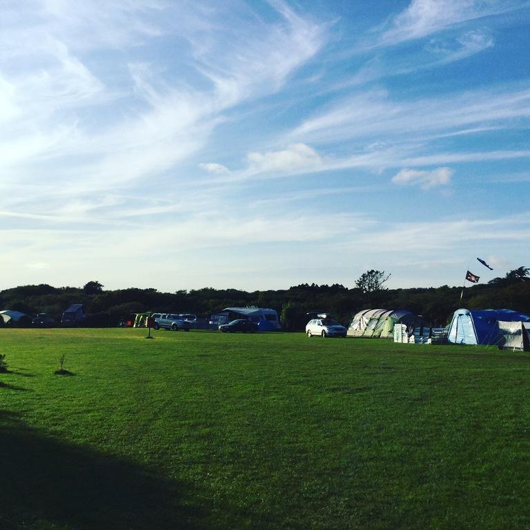 Tremorvu Campsite camping field