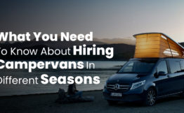 What You Need To Know About Hiring Campervans In Different Seasons