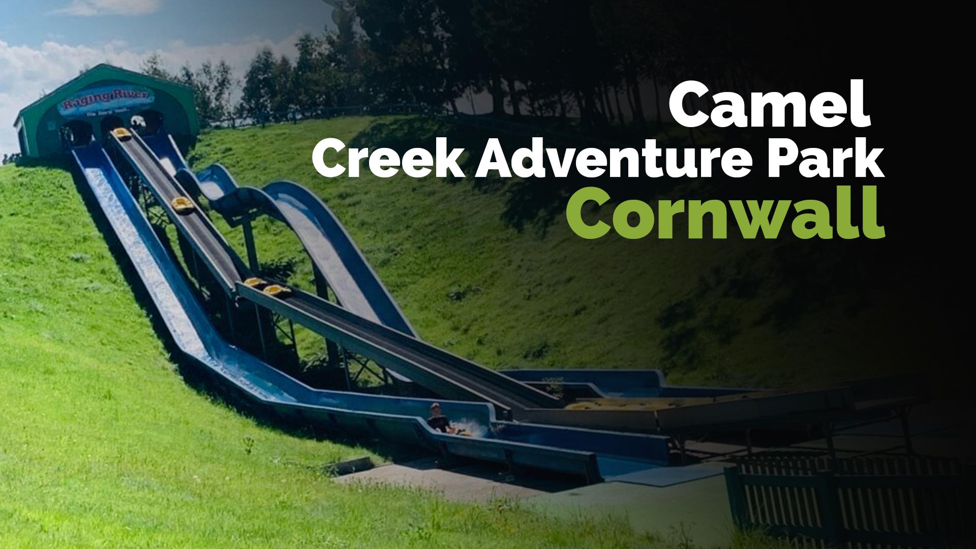 Camel Creek Adventure Park Cornwall