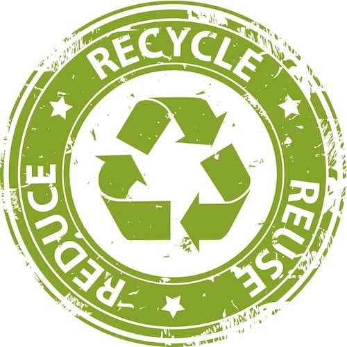 Recycle, reuse, reduce-min