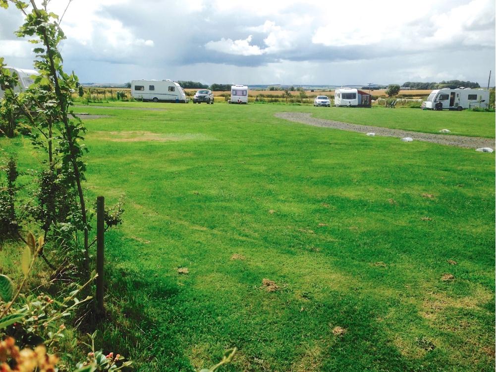 Westfield Paddock Caravan Site 2